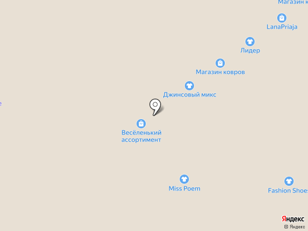 Лидер на карте Иваново