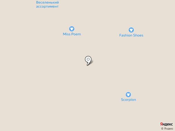 Fashion Shoes на карте Иваново