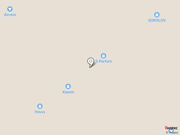 Megagem на карте Иваново
