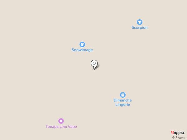 Scorpion на карте Иваново