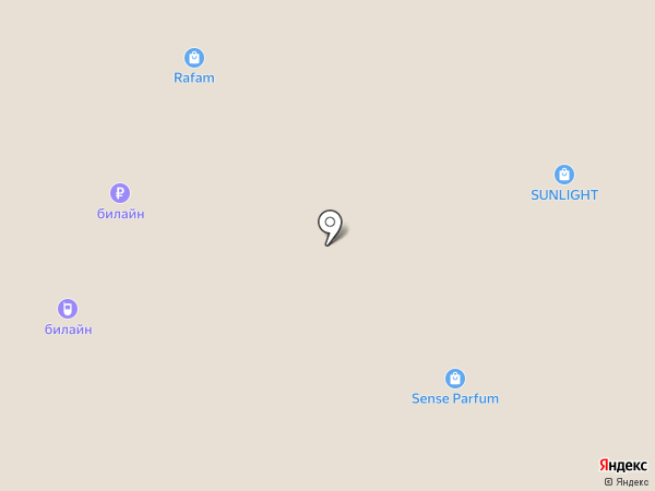 SUNLIGHT на карте Иваново