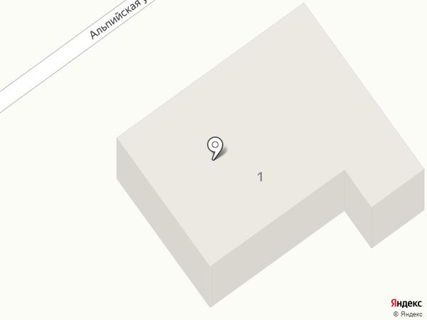 Магазин по продаже раков на карте Новокубанска