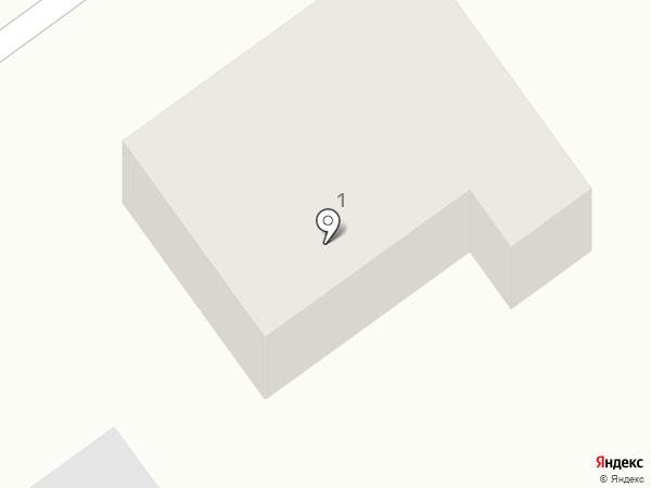 РАКИ-Н на карте Новокубанска