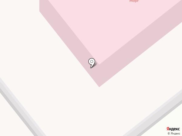 Ивановская областная клиническая больница на карте Иваново