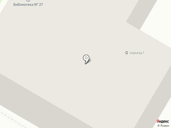 Смайл на карте Иваново