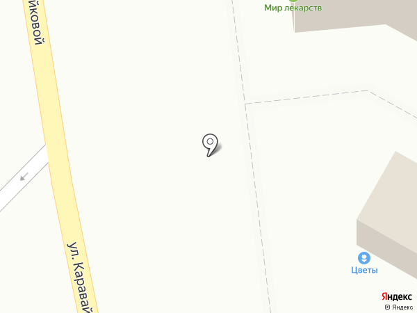 Сеть ремонтных мастерских на карте Иваново