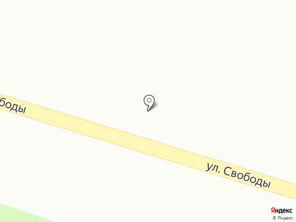Автомагазин на Свободе на карте Иваново