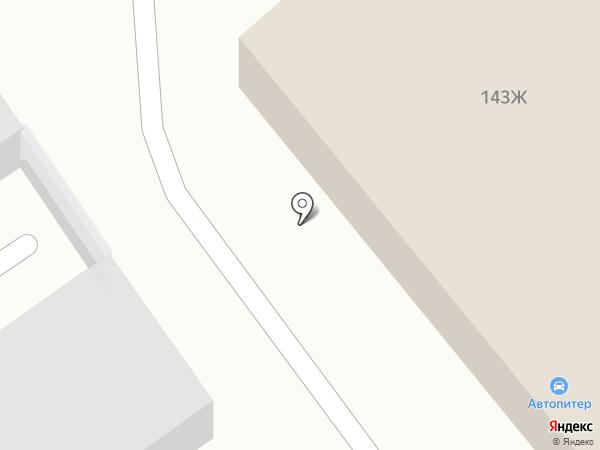 Авто-тема на карте Иваново