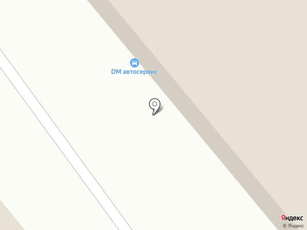 Щит-авто на карте Иваново