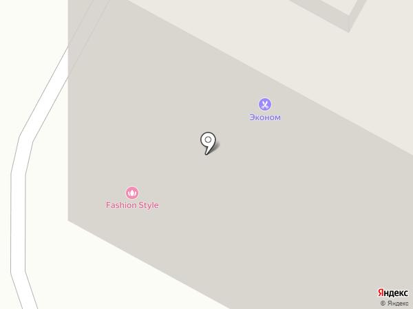 Эконом на карте Иваново
