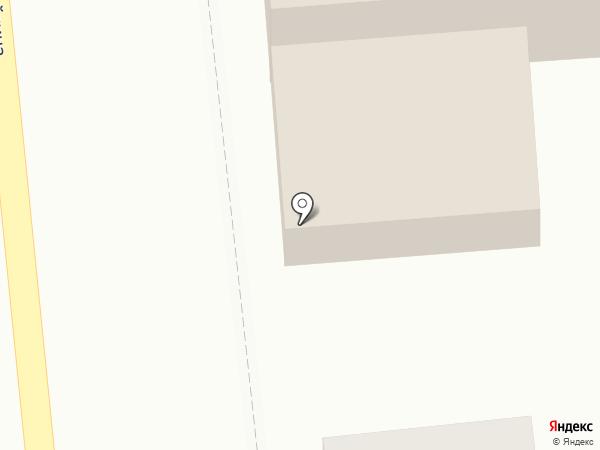 Автомастерская на карте Иваново