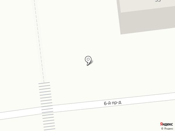 Ford V8 на карте Иваново