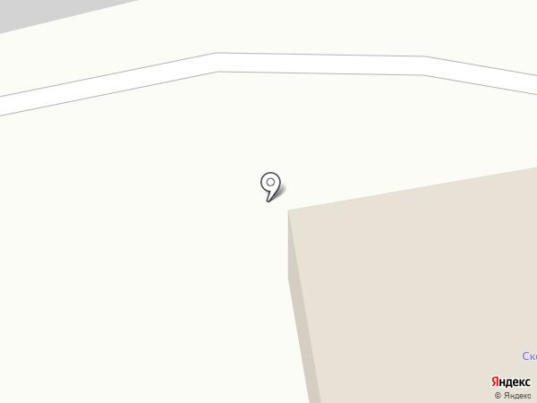 Скорпион+ на карте Фанерника