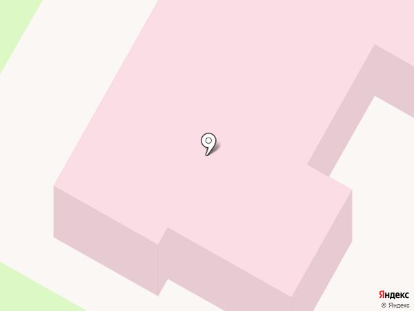 Городская поликлиника №6 на карте Иваново