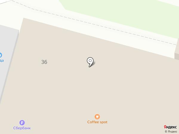 Велес на карте Новокубанска