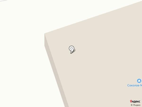 Вектор44 на карте Фанерника