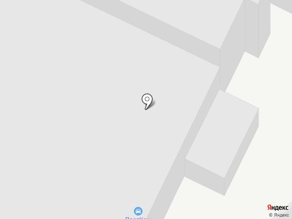Авто-сити на карте Иваново