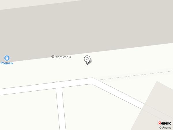 Обслуживающая организация -ЖЭУ №6 на карте Иваново