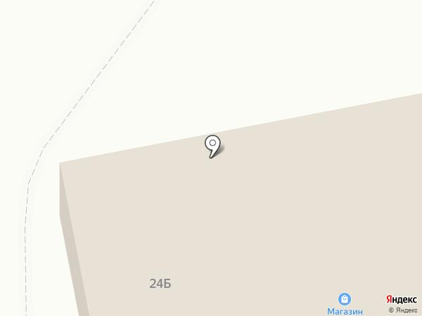 АвтоZone на карте Фанерника