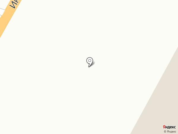 Трактор+ на карте Костромы