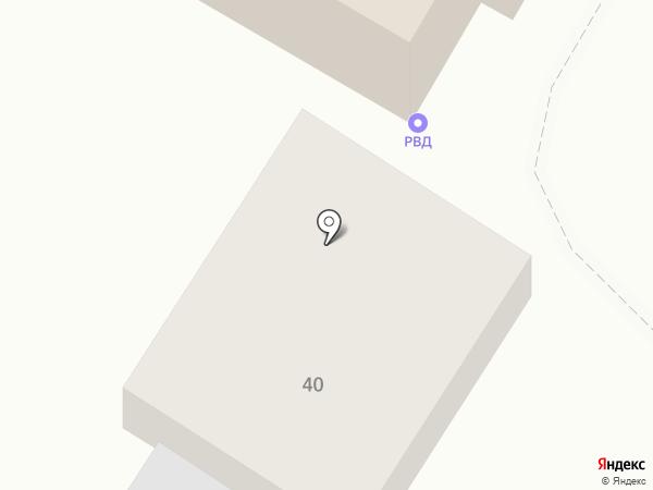 Магазин хозяйственных и строительных товаров на карте Иваново