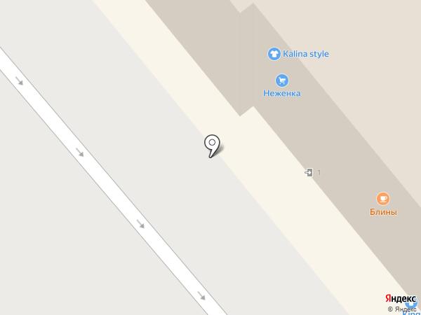 СИЗив на карте Иваново