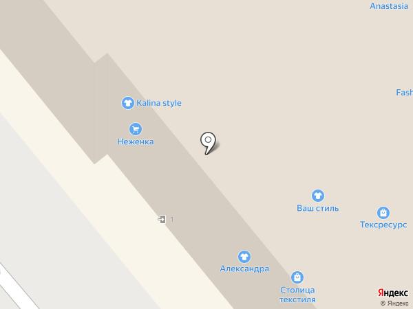 Магазин мужской одежды на карте Иваново
