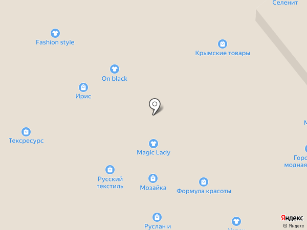 Времена года на карте Иваново