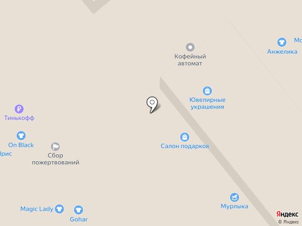 Туба-Текс на карте Иваново