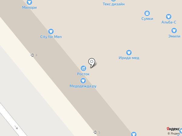 Вифтекс на карте Иваново