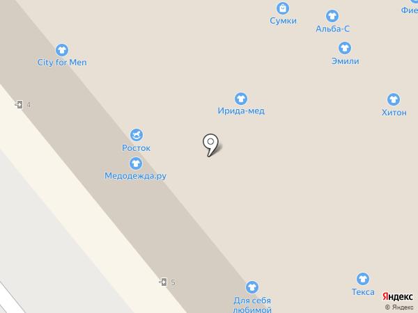 Лимес на карте Иваново