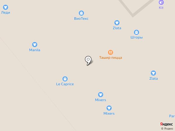 MarsTek на карте Иваново