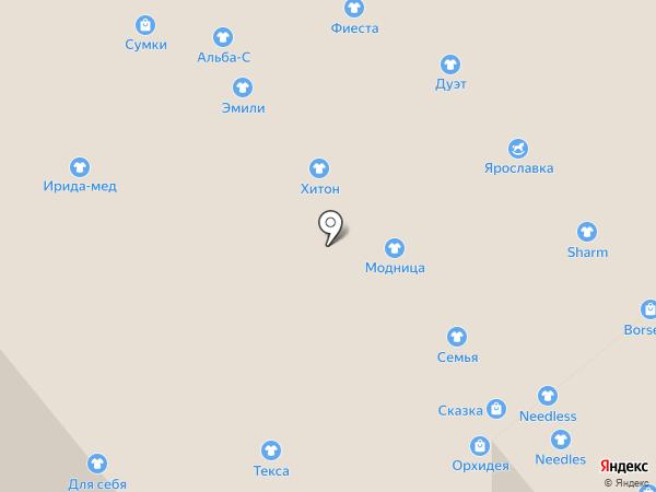 Симба на карте Иваново