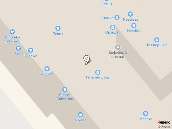 Сказка на карте Иваново