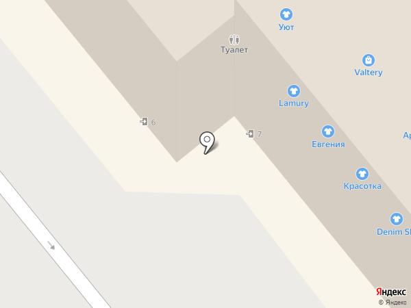 Малекс на карте Иваново