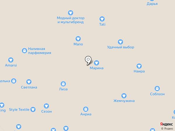 ЕленаТекс на карте Иваново