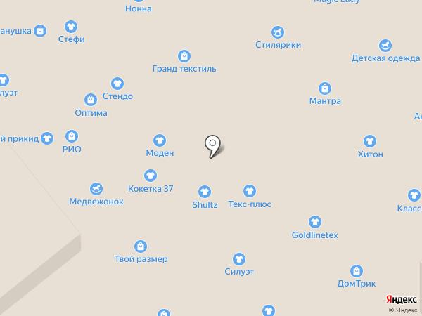 Magic lady на карте Иваново