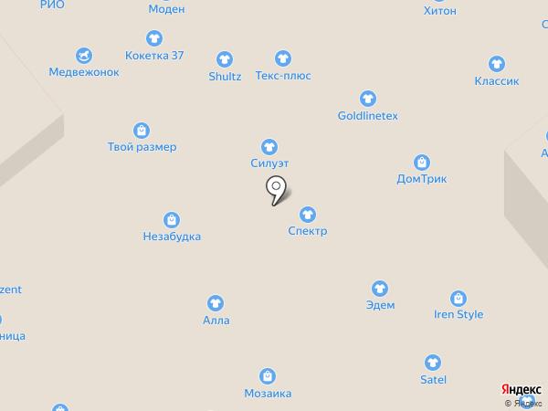 Дамский каприз на карте Иваново
