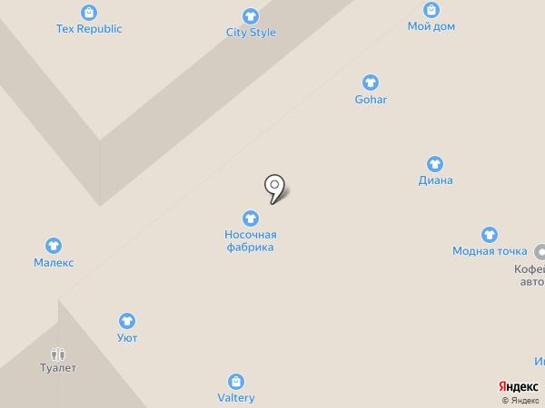 Сказочный дом на карте Иваново