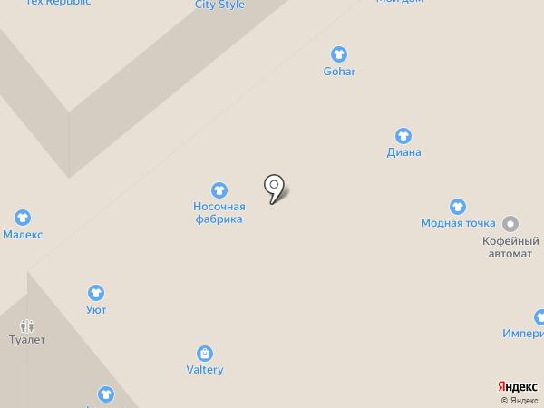 Мой дом на карте Иваново