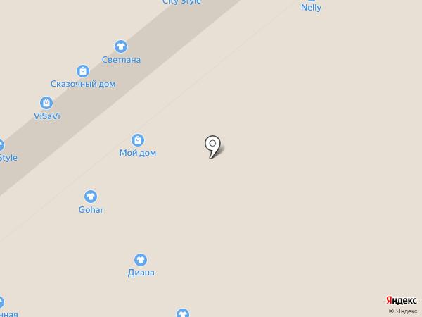Твой размер на карте Иваново