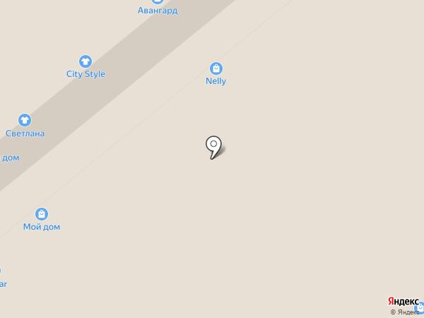Фелиция на карте Иваново