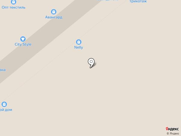 Образ на карте Иваново