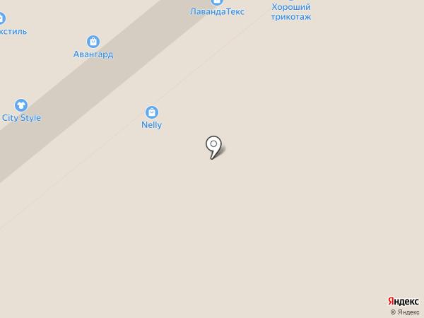 Марсон на карте Иваново
