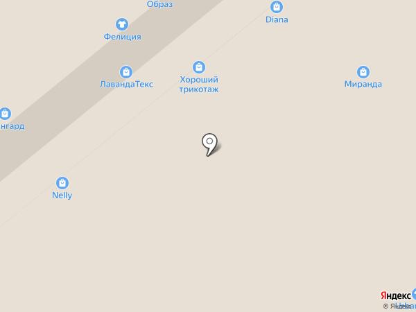 Весталия на карте Иваново