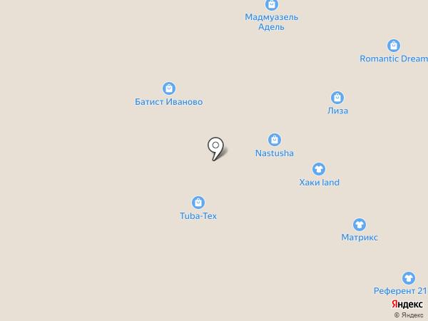 Тапочки на карте Иваново