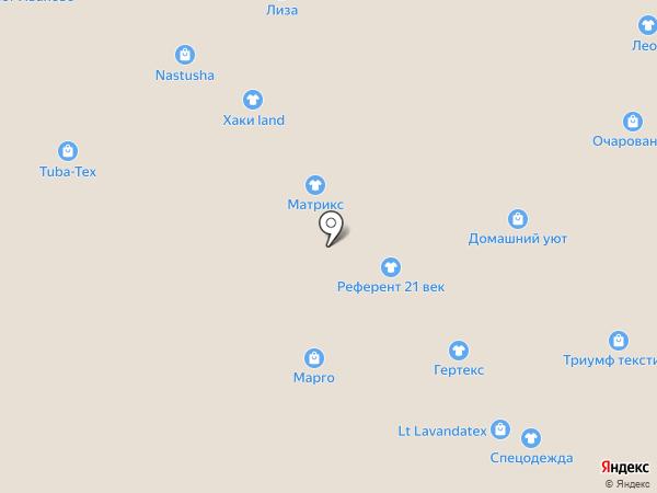 Моделька-трикотаж на карте Иваново