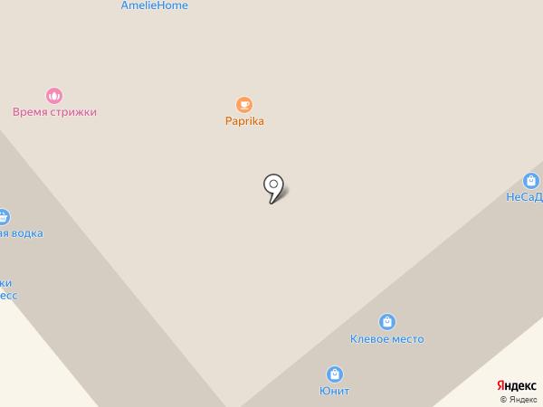 Галант на карте Иваново