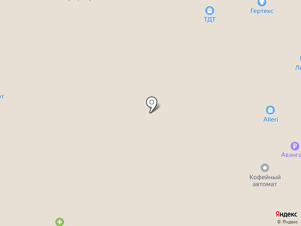 Маркиза на карте Иваново