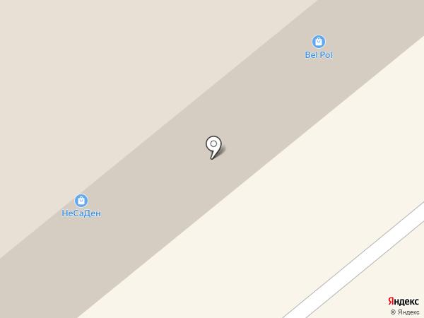 Нордтекс на карте Иваново